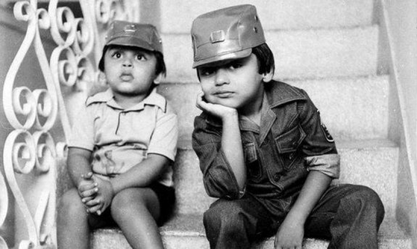 Surya's Birthday Special : Unseen & Rare Photos