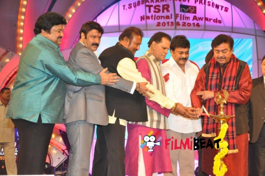 TSR TV9 National Film Awards Photos