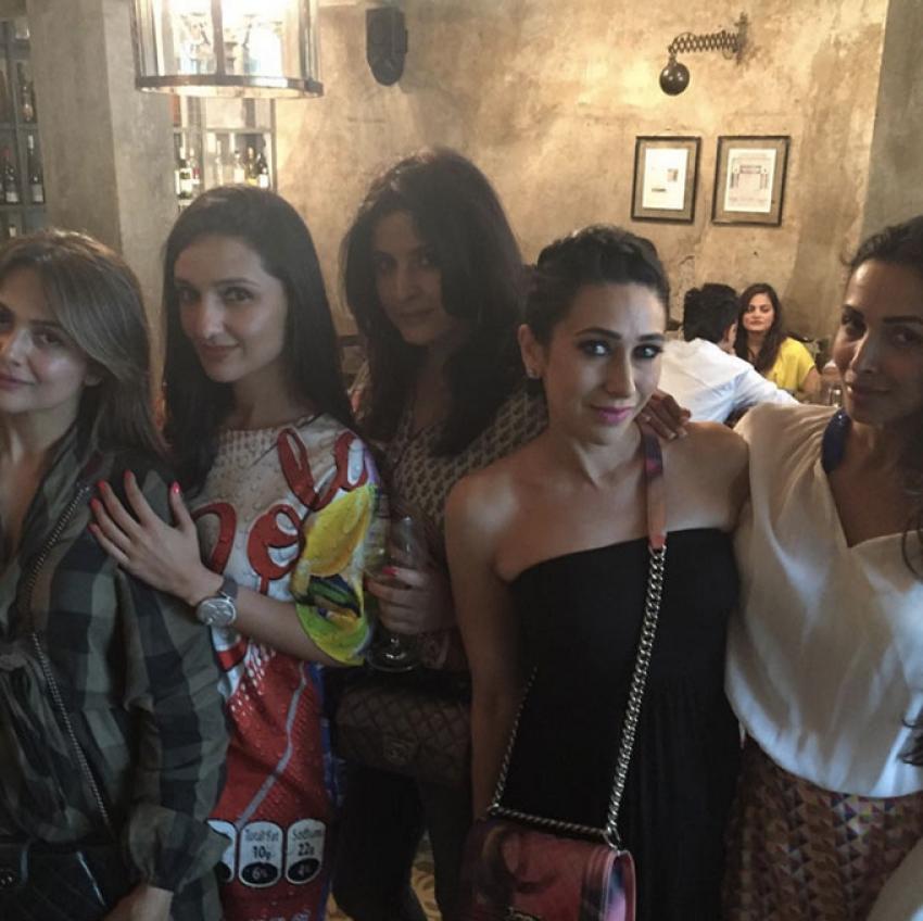 Arbaaz Khan's Birthday Celebration 2015 Photos