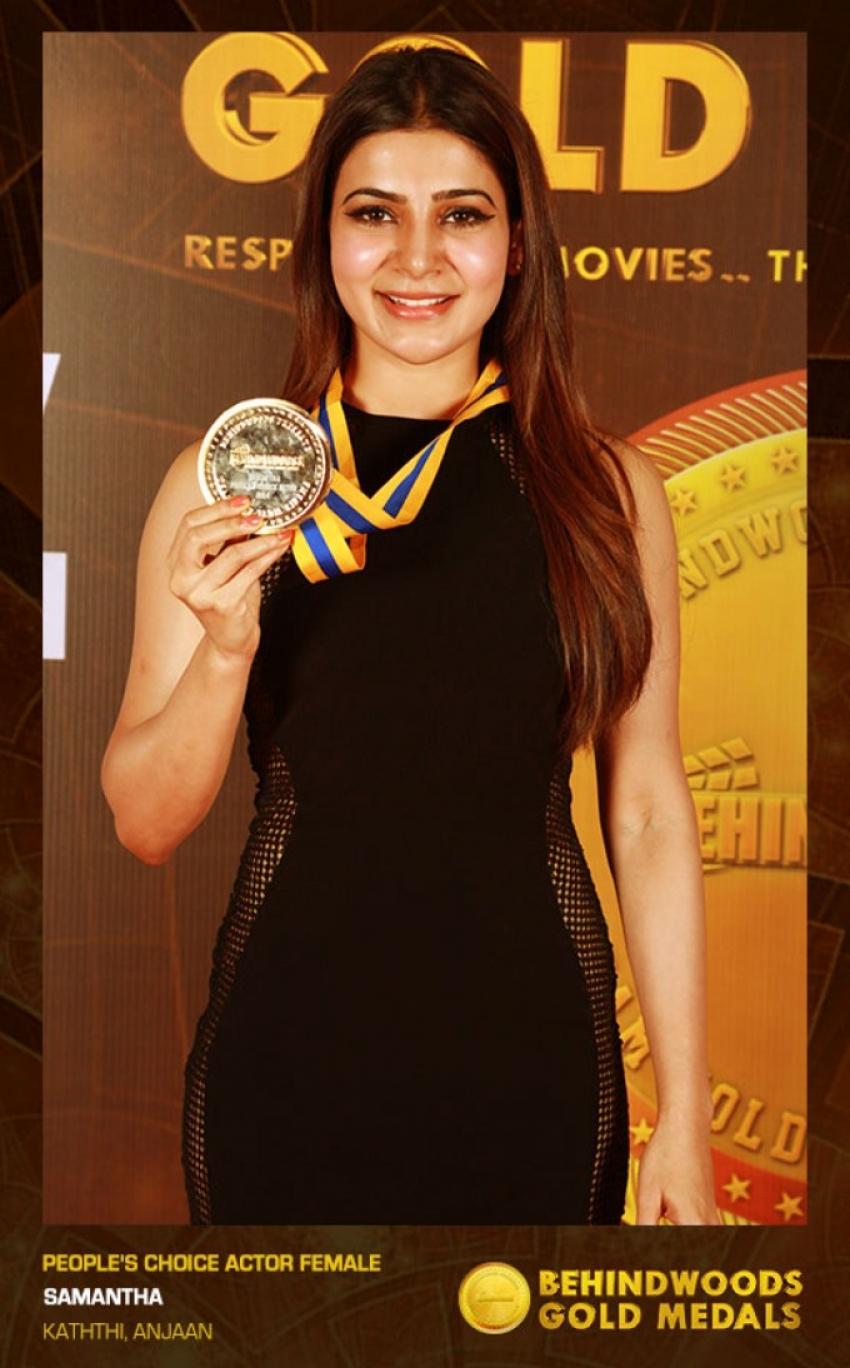 Behindwoods Gold Medals 2014 Photos