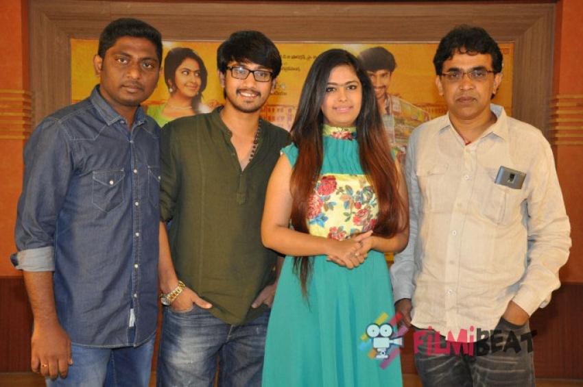 Cinema Choopista Maava Press Meet Photos