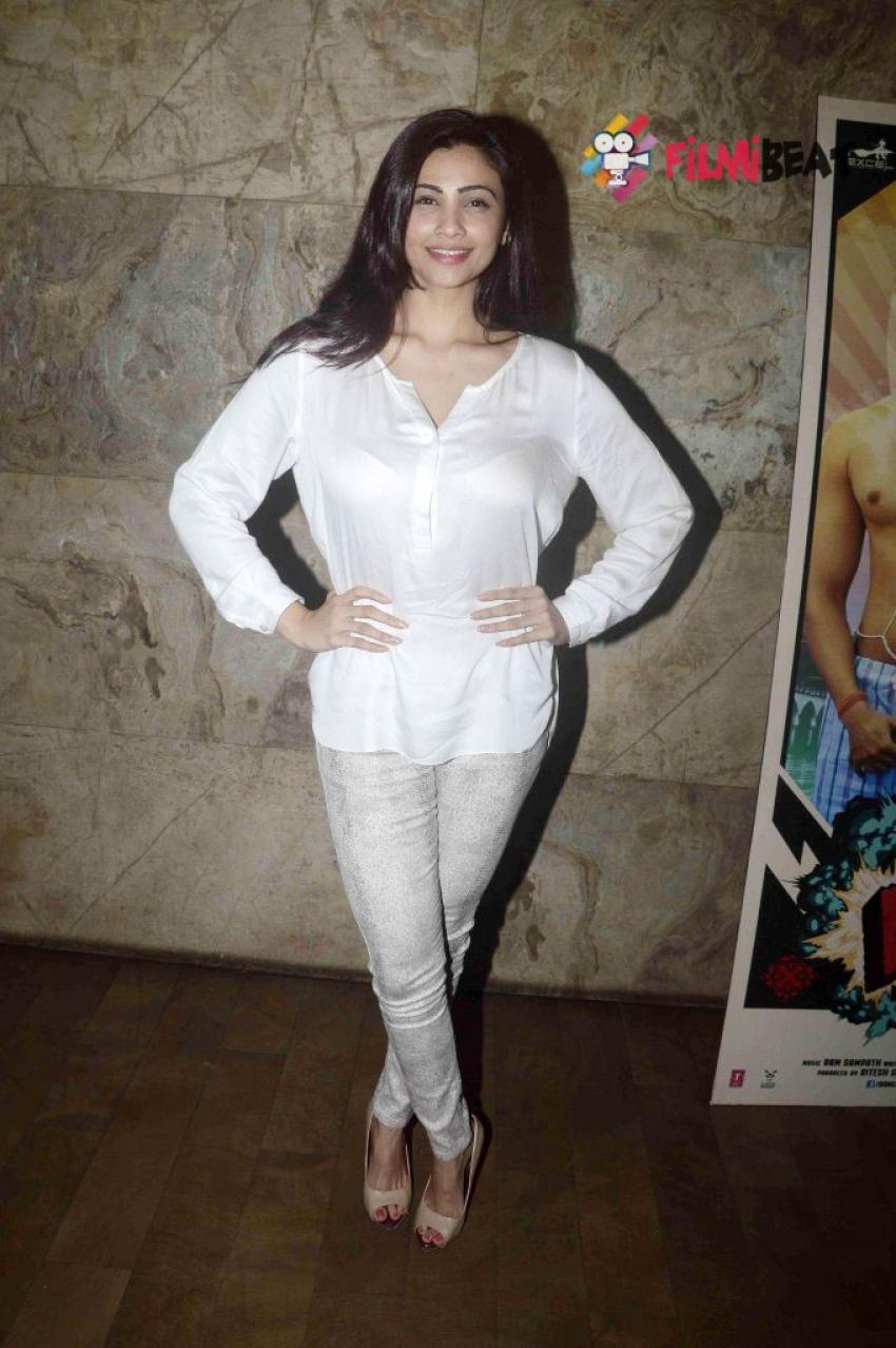 Sangeeta Bijlani, Richa Chadda , Daisy Shah & Other Celebs At Bangistan Special Screening Photos