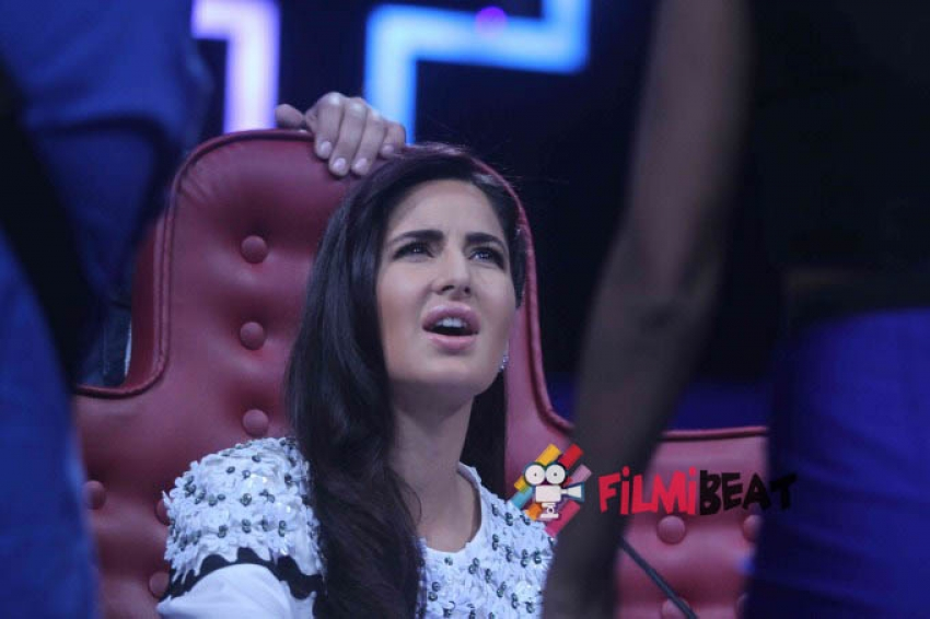 Promotion Of Film Phantom On The Sets Of Dance Plus Photos
