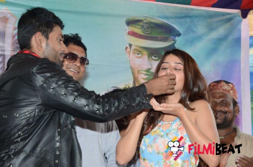Mr K Press Meet And Kaushik Babu Birthday Celebrations Photos