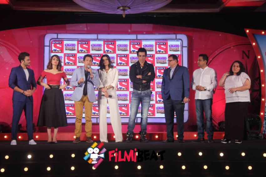 SAB TV Launches Reality show Comedy Superstar Photos - FilmiBeat