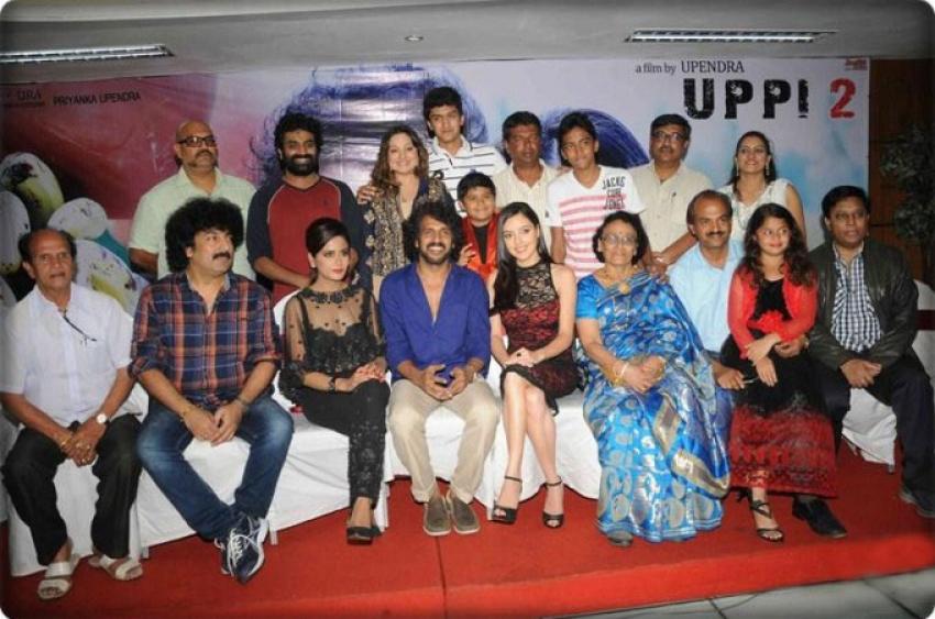 Uppi 2 Press Meet Photos