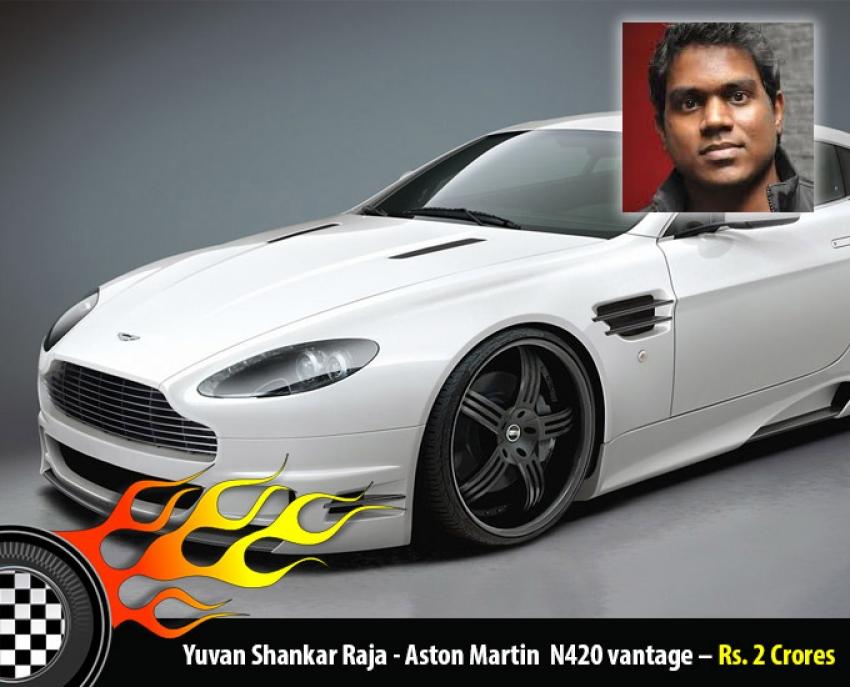 South Indian Celebrities Expensive Cars Their Price List Photos