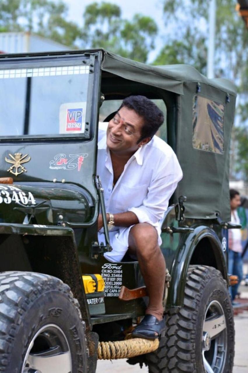 Mr. Airavata Photos
