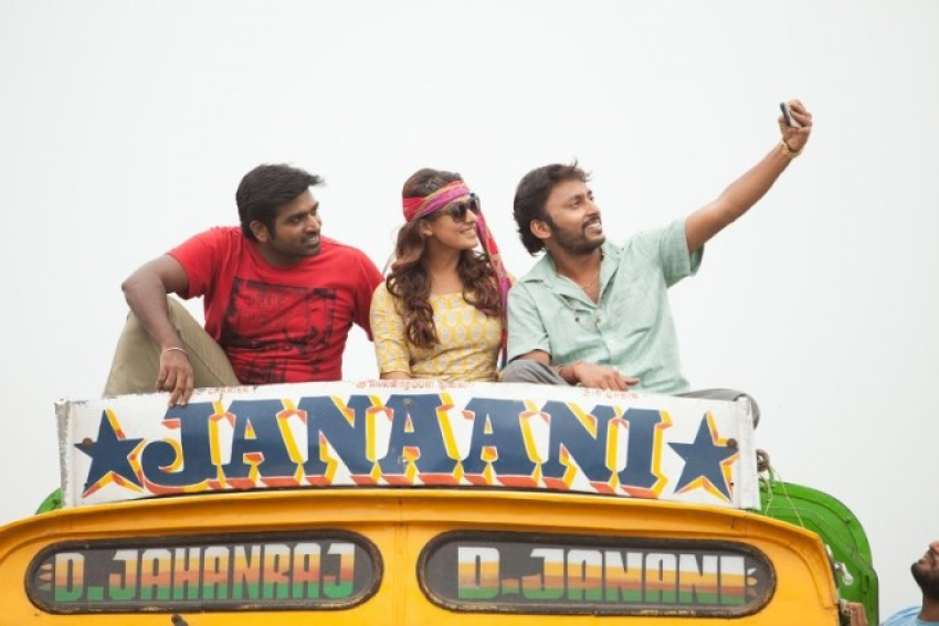 Naanum Rowdydhaan Photos