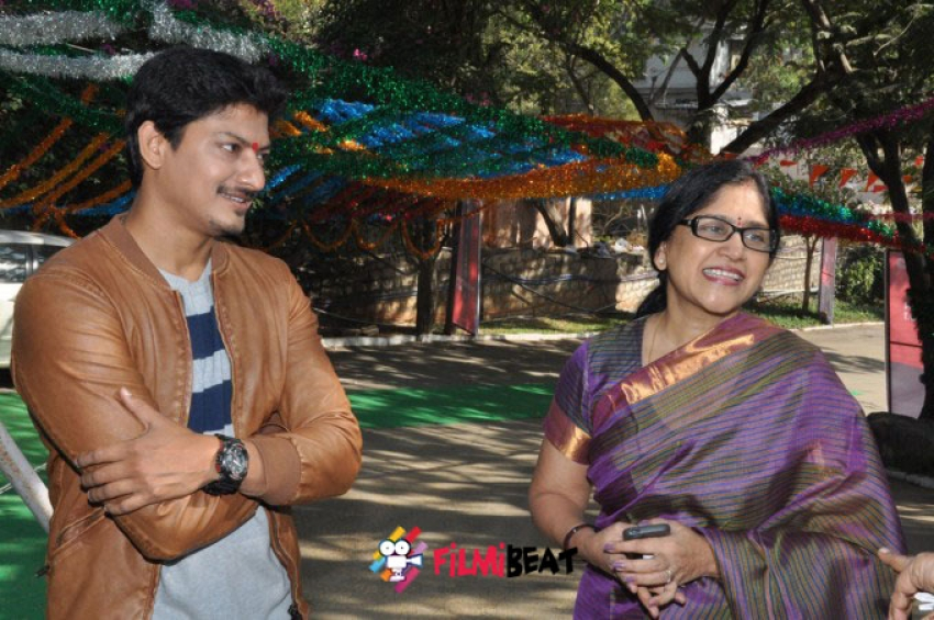 Sri Vaishnavi Creations Movie Launch Photos