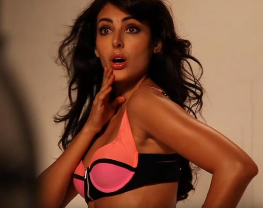 Mandana Karimi Hot Photoshoot Photos