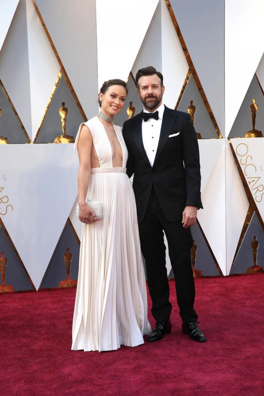 Dresses Galore On the Red Carpet Of Oscar 2016 Photos
