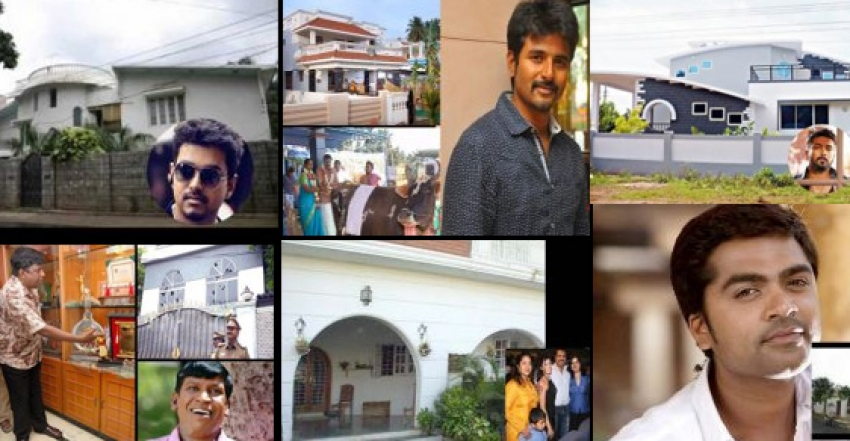 Expensive Homes of Indian Celebrities Photos