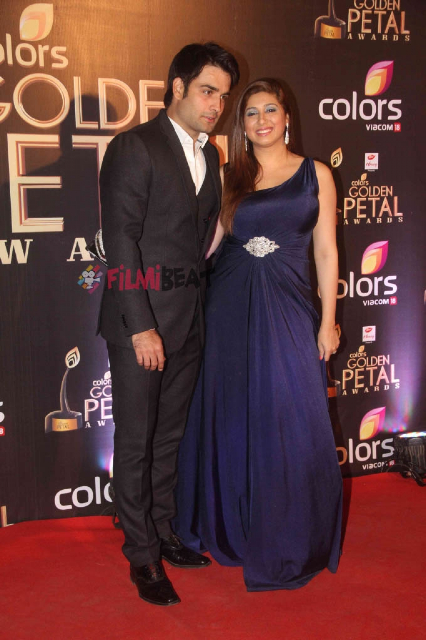 Colors Golden Petal Award 2016 Photos