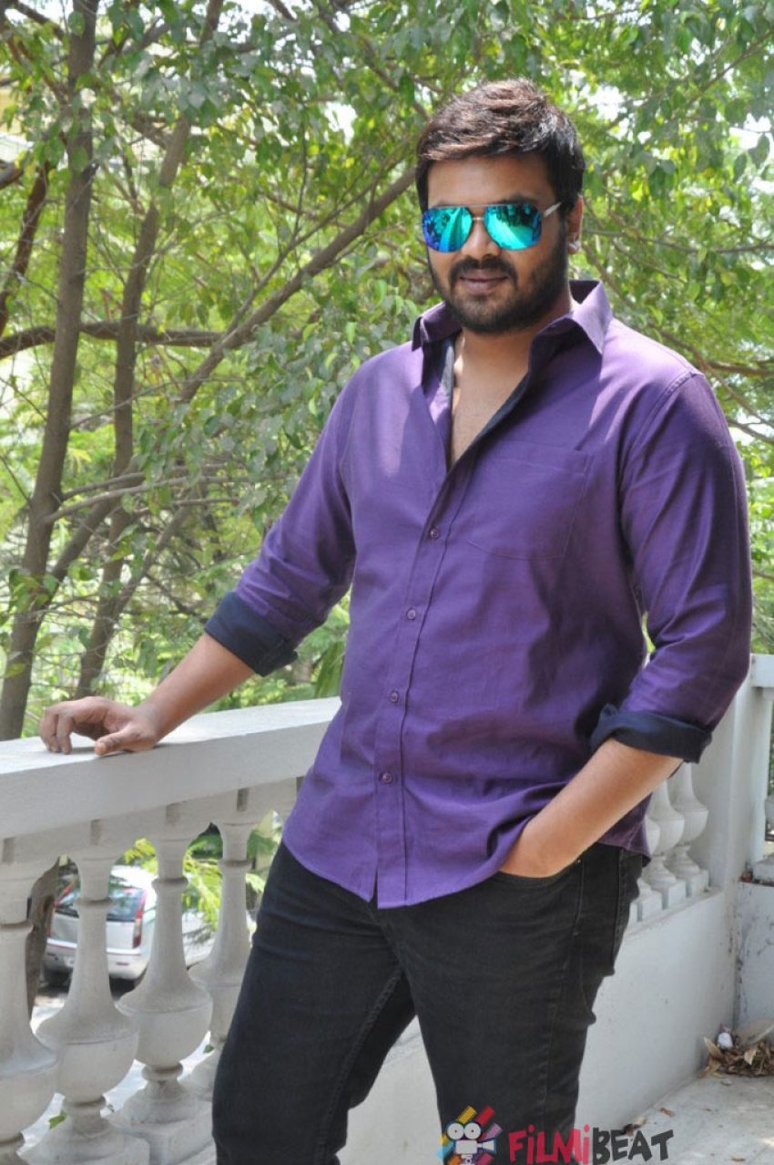 Manchu Manoj Photos