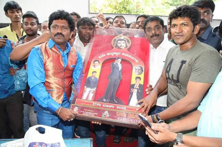Power Star Puneeth Rajkumar 41st Birthday Photos Filmibeat