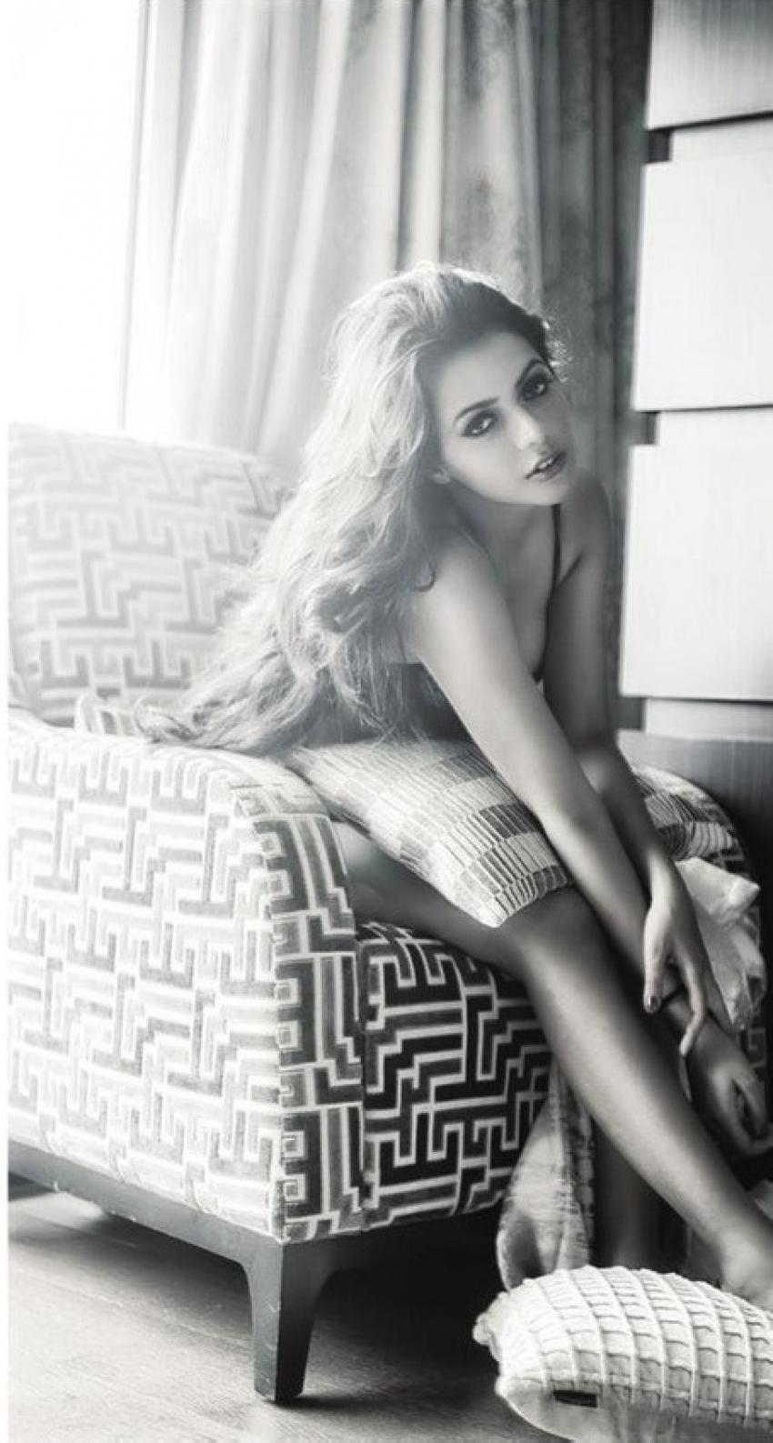 Ruhi Singh Photoshoot From FHM India February 2016 Photos