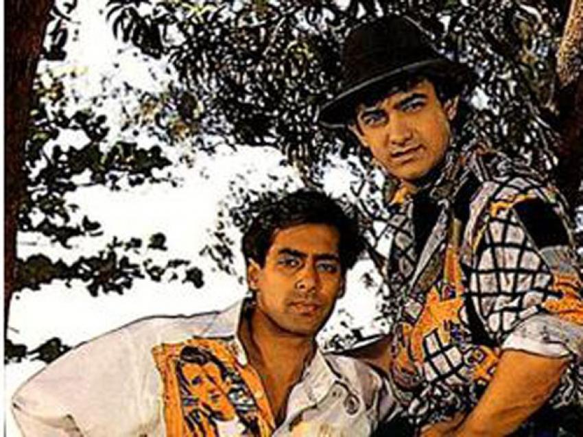 Unseen Photos Of Aamir Khan Photos