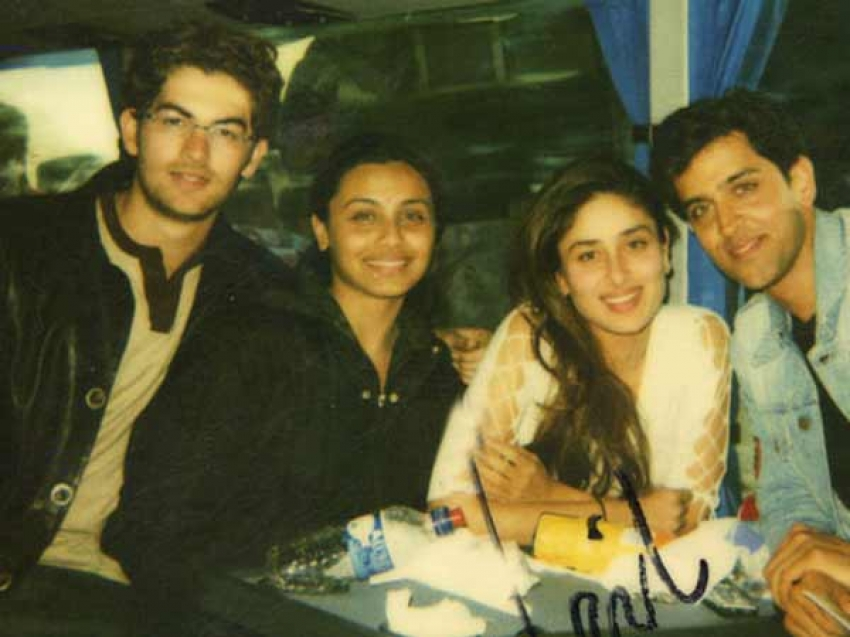 Unseen Photos Of Hrithik Roshan Photos
