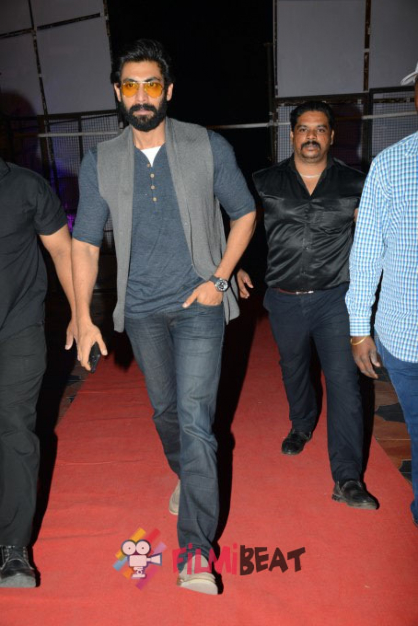 Rana Daggubati Photos