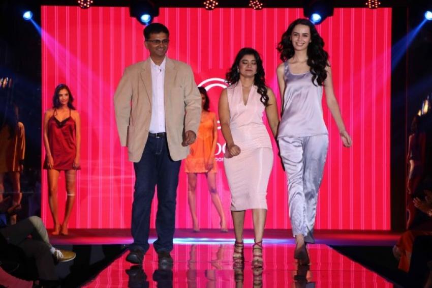 Fashion Beauty Events London: A Reflection Of Beauty Lingerie Fashion Show Candour