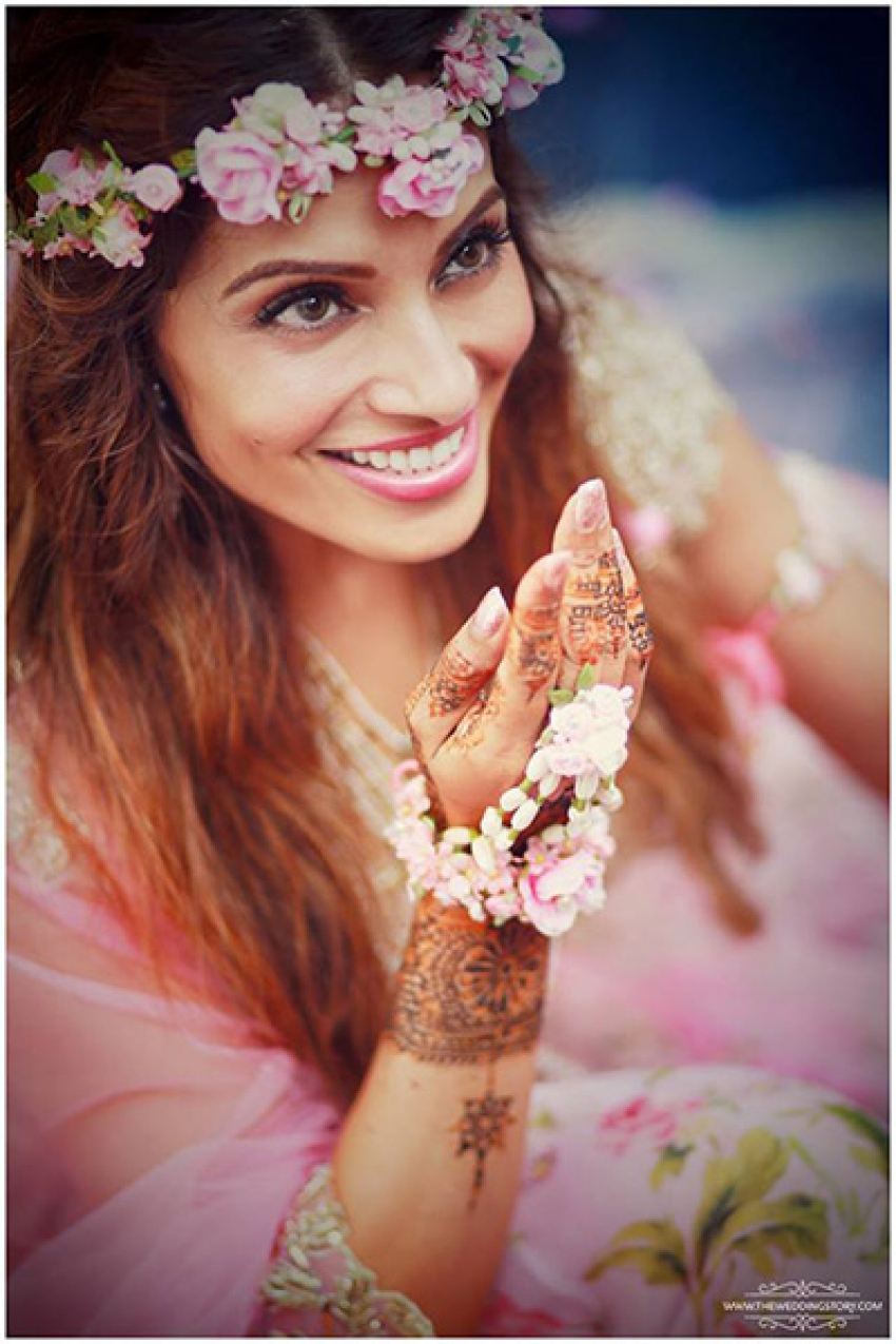 Bipasha Basu & Karan Singh Grover Candid Wedding Photos