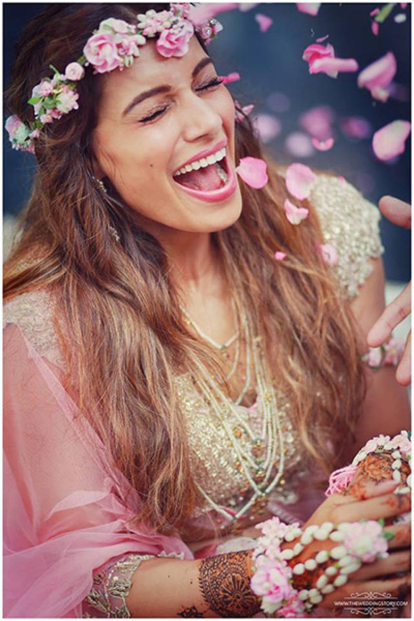 Bipasha Basu & Karan Singh Grover Candid Wedding Photos