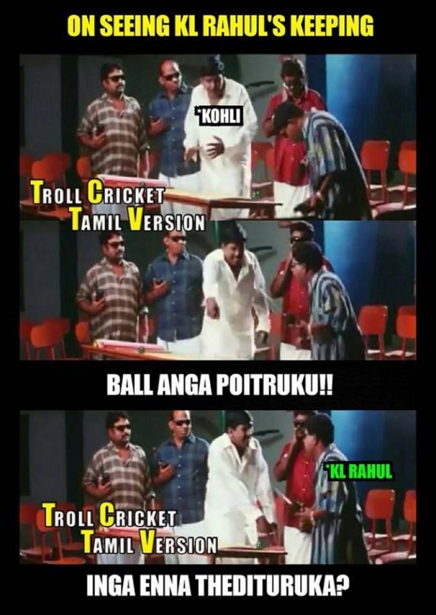 Funny Indian Cricket Trolls And Memes Photos