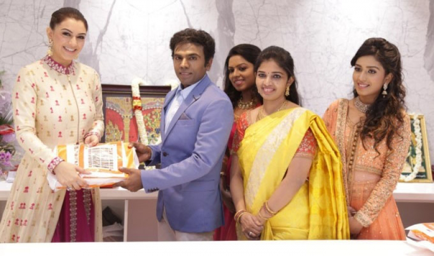 Saravana Store Launch Photos Filmibeat