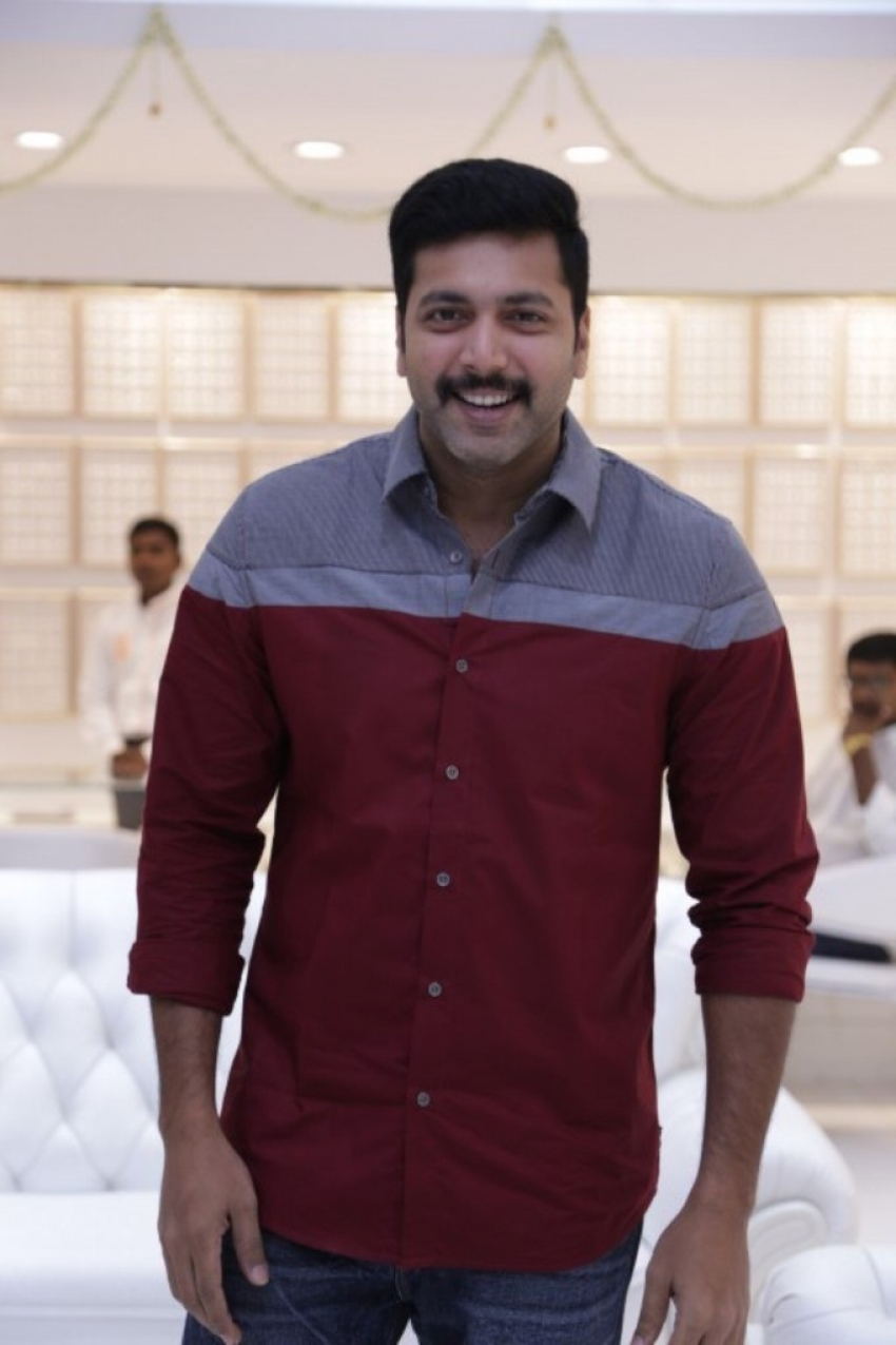 Jayam Ravi Photos