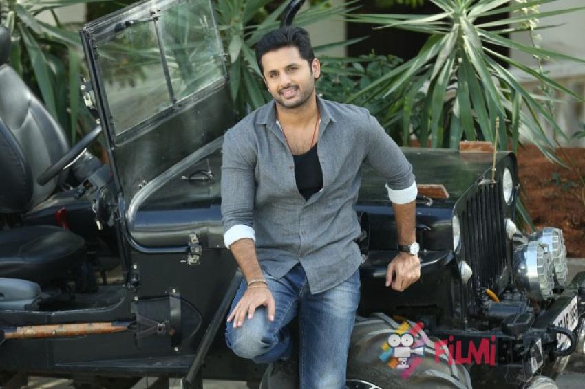 Nitin (telugu Actor) Photos