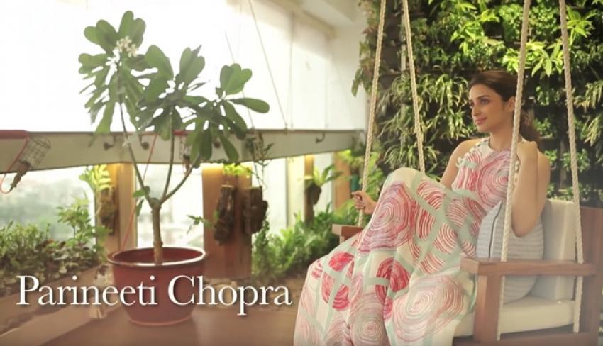 Inside Parineeti Chopra Sea-Facinag Mumbai Home Photos