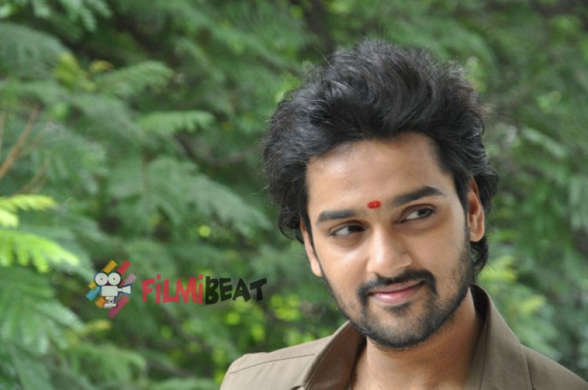 Sumanth Ashwin Photos