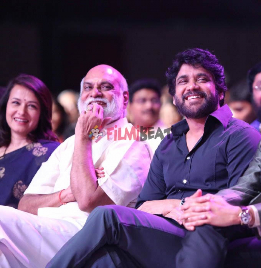 Telugu Celebs At CineMaa Awards 2016 Photos