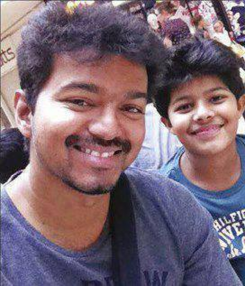 Photos Of Vijay 42nd Birthday Special : Unknown Facts About