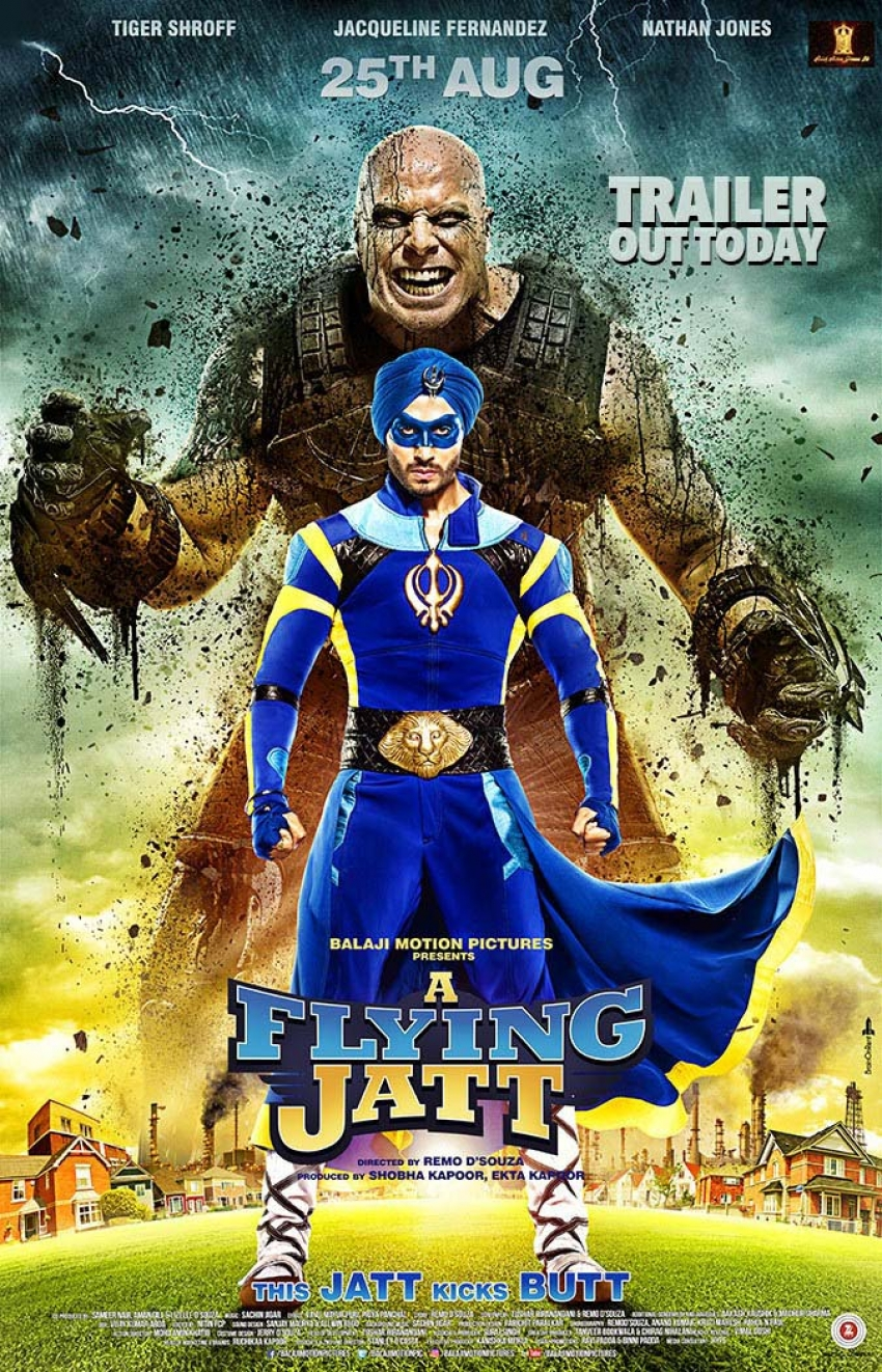 A Flying Jatt Photos