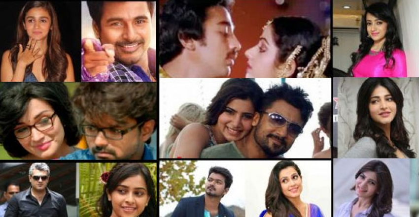 Crushes Of Kollywood Celebrities Photos