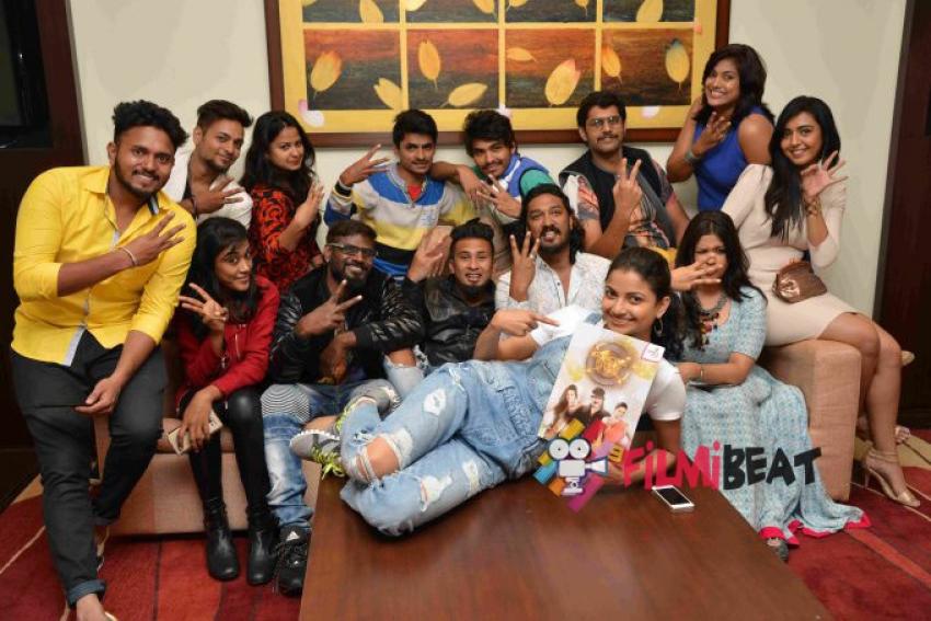Dancing Star Season 3 Press Meet Photos