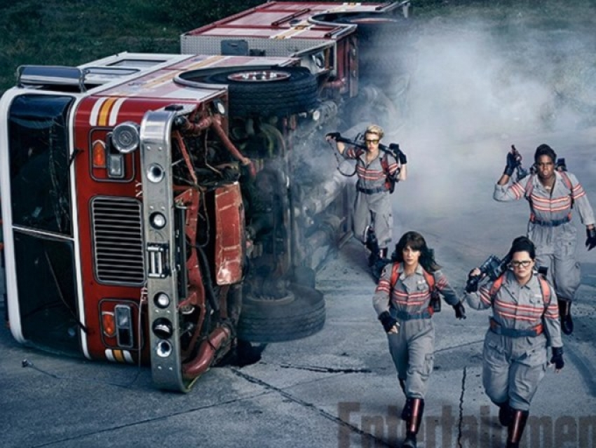 Ghostbusters Photos