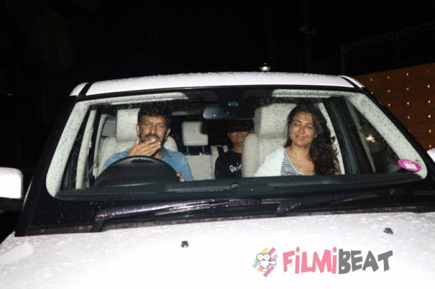 Sultan Screening At Yashraj Studio Photos