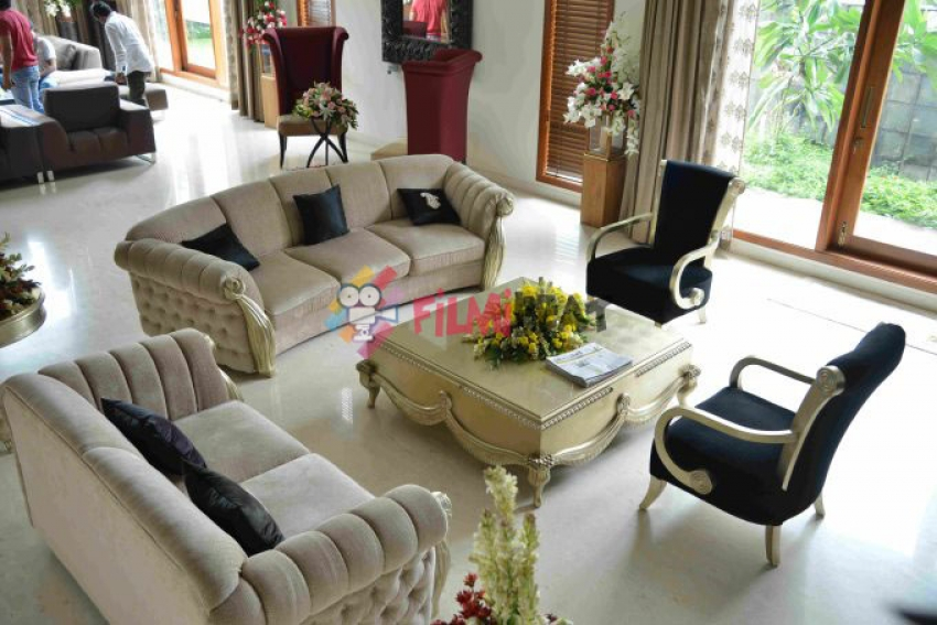 Inside Photos Of Golden Star Ganesh House Photos