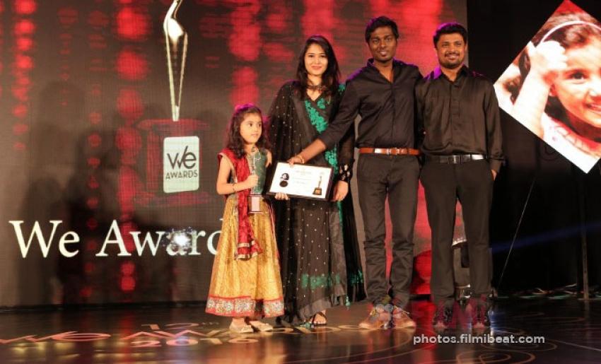 12th We Awards 2016 Photos