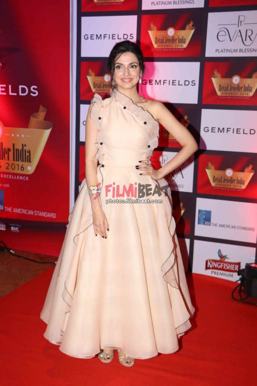 Gemfields Retail Jeweller India Award 2016 Photos