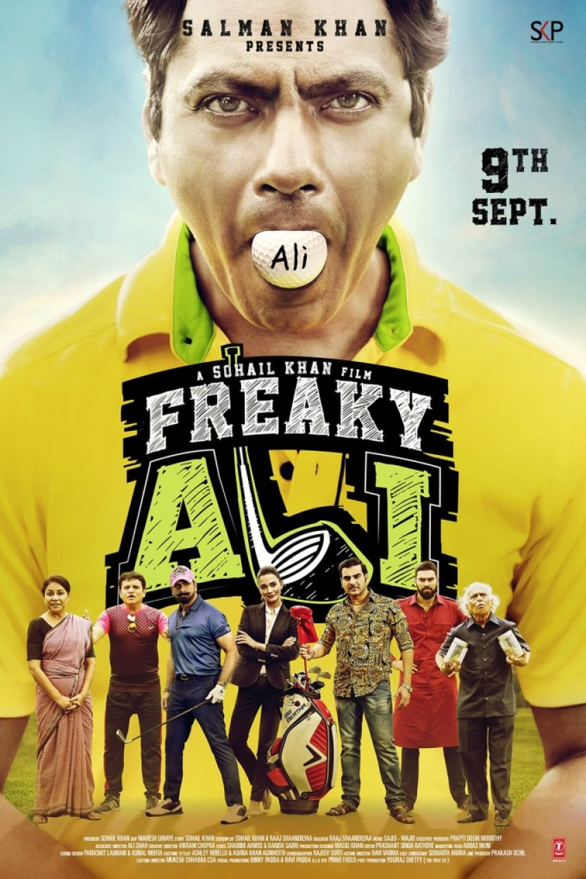 Freaky Ali Photos