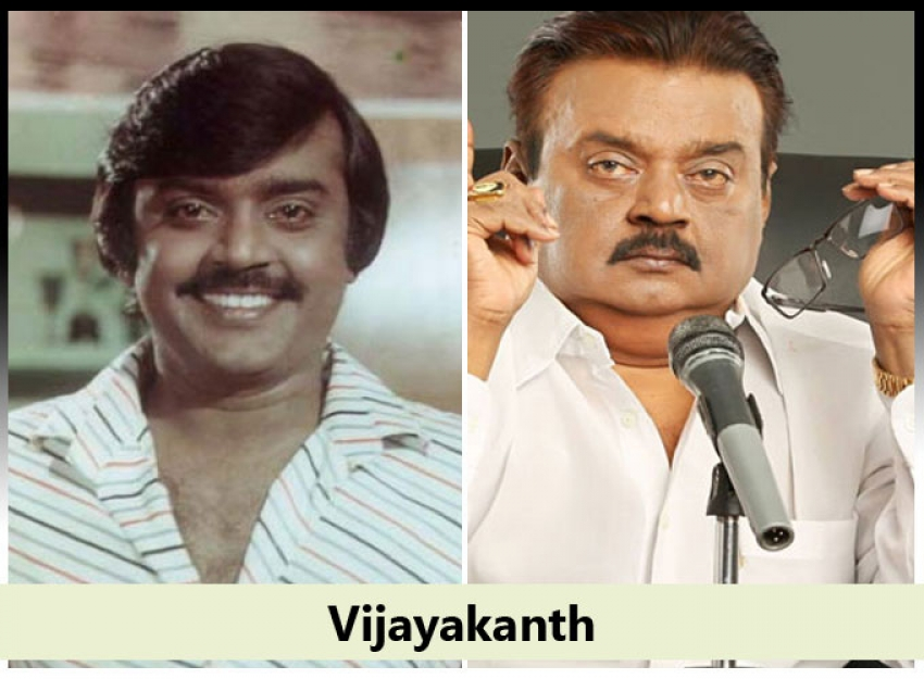 Transformation Of South Indian Celebrities From 90's To 2018 Photos