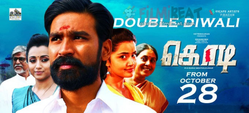 Dhanush kodi movie images: download official first look motion.