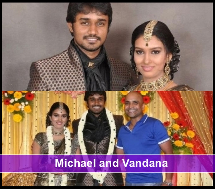 Real Couples Of Tamil Serial  Actors Photos