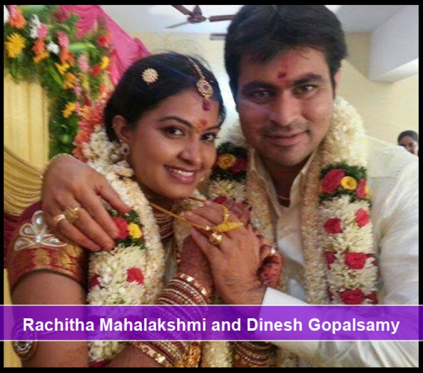 Real Couples Of Tamil Serial Actors Photos - FilmiBeat