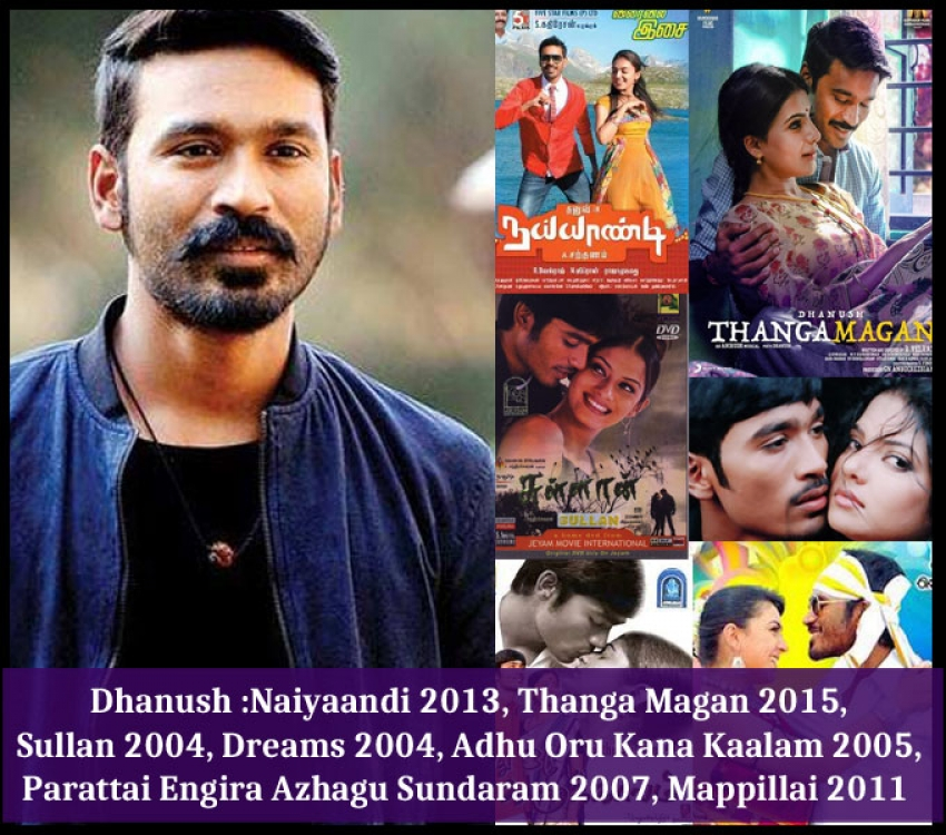 top tamil songs 2015 list