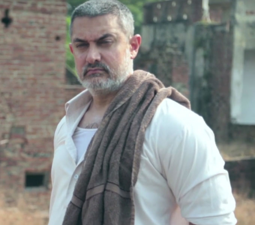 Aamir Khan Fat To Fit Transformation For Dangal Movie Photos Filmibeat